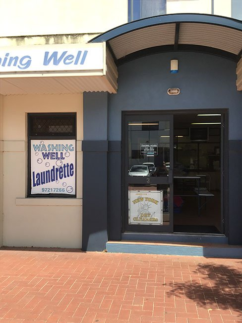 Washing Well Laundrette Bunbury